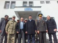 JANDARMA KARAKOLU - Kaymakam Kırlı'dan Güvenlik Güçlerine Moral Ziyareti