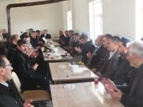 ASKERLİK ŞUBESİ - Kaymakam Kırlı'dan Şehit Ailesine Taziye Ziyareti