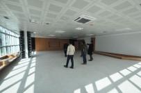 SİNEMA SALONU - Kemalpaşa Kültür Merkezinde Sona Doğru
