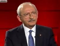 NAZLI ÇELİK - Kılıçdaroğlu'ndan istifa açıklaması
