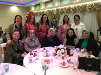 KıNA GECESI - Küahya'da 'Engelsiz Kadınlar Günü' Gecesi