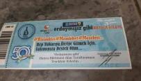 NİHAT KAHVECİ - Kütahya'da Seyircisiz Naça 43 Bin Bilet