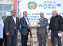 KRONİK HASTALIK - Malatya Büyükşehir Belediyesi'nden Suriyeli Mültecilere 79 Bin Liralık İlaç Yardımı