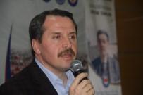 İNİSİYATİF - Memur Sen Genel Başkanı Yalçın Açıklaması 'Hayır Demek, PKK'yı,  FETÖ'yü,  Hollanda'yı, Almanya'yı Sevindirmek Demek'