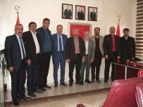 ÜLKÜCÜLER - MHP'den Referandum Çalışması