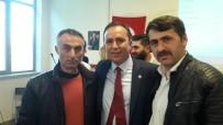 EMPERYALIZM - Milletvekili Ceylan'dan İtalya'da Referandum Temasları