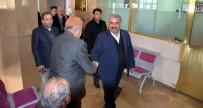 VERGİ DAİRESİ - Milletvekili Etyemez, Referandum Çalışmalarını Sürdürüyor