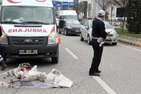 CENAZE ARACI - Minik Mustafa'ya Çarpıp Öldürdükten Sonra Kaçtı