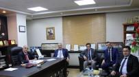 KALIFIYE - Müdür Keremoğlu'ndan Başkan Karael'e Ziyaret