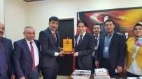 ZAM - Nevşehir Kamu Hastaneleri Birliği Genel Sekreterliği'nde TİS Sevinci