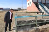 ERTAN PEYNIRCIOĞLU - Niğde Belediyesi Arıtma Tesisi İçin Düğmeye Bastı