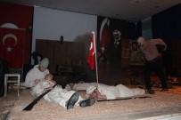 ZÜLKIF DAĞLı - Öğrenciler Mehmet Akif'in Hayatını Canlandırdı