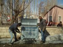 ÖZALP BELEDİYESİ - Özalp İlçesinde Bahar Temizliği