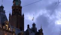 İSRAIL BAYRAĞı - Rotterdam'da Müslüman Belediye Başkanından İsrail Bayrağı