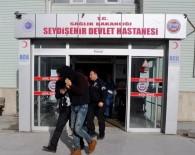 Seydişehir'de Marketten Hırsızlık Şüphelileri Yakalandı