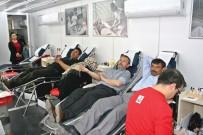 Sungurlu'da 276 Ünite Kan Toplandı