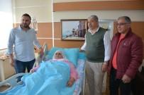HİPERTANSİYON - Tatvan'da Mide Küçültme Ameliyatı