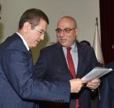 HALK BANKASı - TESOB Başkan Kara, Esnafın Sorunlarını İçeren Dosyayı Başbakan Yardımcısı Canikli'ye Sundu