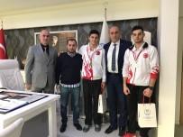BUDAPEŞTE - Trabzonlu Genç Yüzücülerden Gençler Türkiye Şampiyonası'nda Büyük Başarı