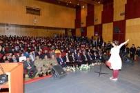 OSMAN KAYMAK - Tunceli'de İstiklal Marşı'nın Kabulü Ve Mehmet Akif Ersoy'u Anma Programı