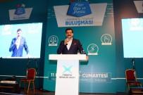MIHENK TAŞı - Türkiye'nin Geleceği Gençler, Keçiören'de Buluştu