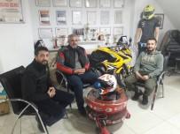 ALI EKBER - Türkiye'nin İlk Kum Enduro Motorkros Yarışları Tamamlandı