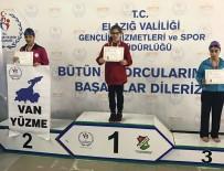 GÜMÜŞ MADALYA - Türkiye Yüzme Finali