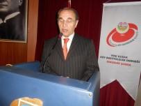 KAZıM KURT - Türkseven Yeniden Başkan Seçildi
