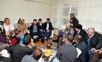 HAKAN TÜTÜNCÜ - Tütüncü'den Habibler Mahallesi'ne Tapu Müjdesi