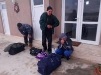 ALAÇATı - Ukraynalılar Lüks Yatla Sığınmacıları Kaçıracaktı