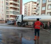 AHMED-I HANI - Van Büyükşehir Belediyesinden Bahar Temizliği