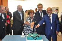 RAMAZAN AKYÜREK - 14 Mart Tıp Bayramı'ha Pastalı Kutlama
