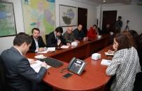 YEŞILKÖY - 19 Mahalleyi Kapsayan İçmesuyu Proje İhalesi Gerçekleştirildi