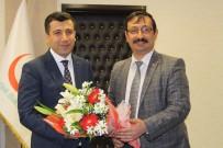 SAĞLIK ÇALIŞANI - Adıyaman Emniyet Müdürlüğü 14 Mart Tıp Bayramını Kutladı