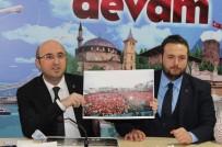 CEYHAN - AK Parti Kocaeli'den Cumhurbaşkanı Mitingi Değerlendirmesi