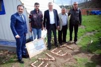 MUSTAFA SAVAŞ - AK Parti'li Savaş'a Doğal 'Evet'li Karşılama