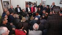 TANDOĞAN - AK Parti Referandum İçin Çalınmadık Kapı Bırakmıyor