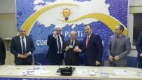 AHMET BARıŞ - AK Parti Teşkilatlarından Cana Can Katan Projeye Destek