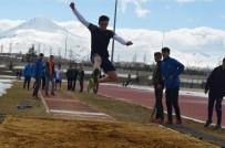 TERTIP KOMITESI - Atletler Puanlı Atletizmde Yarıştı
