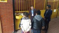 GEBZE BELEDİYESİ - Atlı Eğitim Merkezi Gebzeli Çocukların Hizmetinde