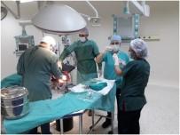 YEŞILDAĞ - Ayvacık Devlet Hastanesi'nde Ameliyatlar Başladı