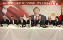HıZLı TREN - Bakan Çavuşoğlu Açıklaması 'Batılılar Çifte Standardın Ve İkiyüzlülüğün Sembolü Haline Geldi'