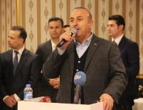 HıZLı TREN - Bakan Çavuşoğlu'ndan Avrupa Ülkelerine Sert Tepki
