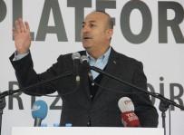 VİZE SERBESTİSİ - Bakan Çavuşoğlu'ndan 'Göç Anlaşması' Açıklaması