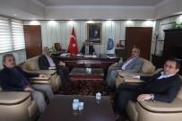 Başkan Karataş'tan Vali Yardımcısı Zaman'a Ziyaret