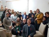 FEVZI ÇAKMAK - Başkan Mehmet Keleş Ev Ziyaretleri Yapıyor