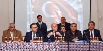 HALK BANKASı - Başkan Sekmen'den Karayazı Ve Tekman'a Referandum Çıkarması