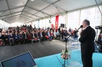 ARITMA TESİSİ - Başkan Topbaş Müjdeyi Verdi Açıklaması 'Eminönü'nden Eyüp'e Tramvay Geliyor'
