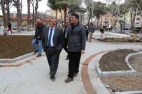 Başkan Uysal Park Çalışmalarını Kontrol Etti