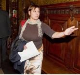 YEŞILLER PARTISI - Belçika Yeşiller Partisi Genel Başkanı Meyrem Almacı